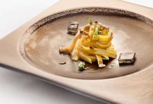 Photo of La ricetta: Fettuccelle al ragù di anguilla e melassa di fichi del Cilento