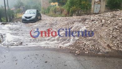 Photo of FOTO | Sacco, frana montagna: evacuata abitazione