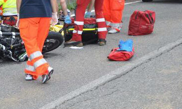 Photo of Tragedia a Torre Orsaia, muore centauro 56enne