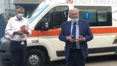 Photo of Una nuova ambulanza per l'Associazione Soccorso Sociale di Piaggine