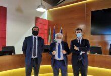 Photo of FOTO | Vallo della Lucania, si lavora per la nuova caserma dei carabinieri