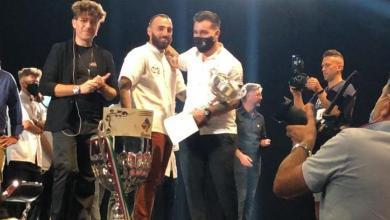 """Photo of """"Champions Barber Cup"""" trionfa il Cilento con Emiddio Grazioso"""