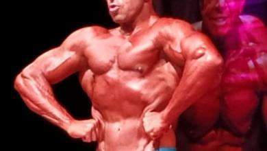 Photo of Il saprese Gianluca Marzano è campione europeo di bodybuilding