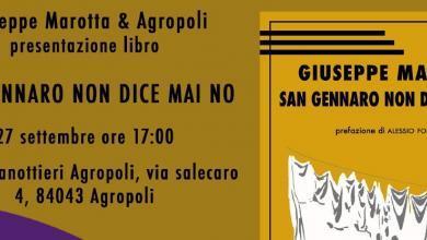 """Photo of Ad Agropoli la presentazione di """"San Gennaro non dice mai no"""""""