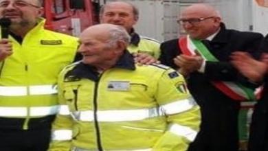 Photo of Laurino festeggia nonno Giuseppe, mascotte della Protezione Cilento