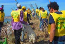 Photo of Capaccio Paestum: volontari al lavoro per ripulire l'oasi dunale