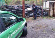 Photo of Sequestrato un deposito incontrollato di rifiuti nel salernitano
