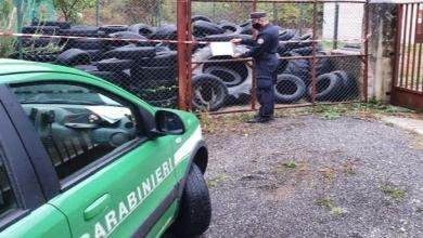 Photo of Sequestrato un deposito incontrollato di rifiuti nel salernitano