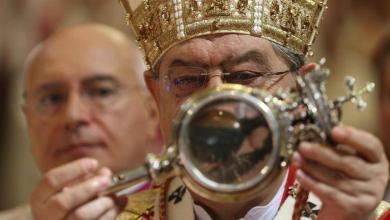 Photo of Campania si ripete il miracolo di San Gennaro