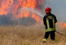 Photo of Brucia residui vegetali e provoca incendio nel salernitano: denunciato