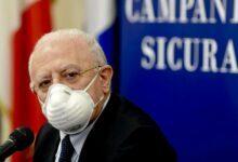Photo of De Luca chiede tavolo Regione – Governo