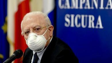 Photo of Covid, arriva la nuova ordinanza della Regione Campania