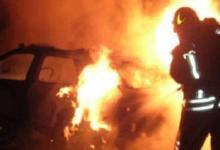 Photo of Paura sulla Cilentana, furgone a fuoco