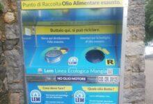 Photo of Felitto: installato punto di raccolta olio esausto