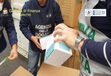 Photo of Sequestrato mezzo milione di mascherine al porto di Salerno