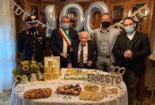 Photo of Petina festeggia i 100 anni di nonno Ernesto
