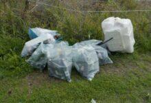 Photo of Villammare: rifiuti sull'area dunale, volontari al lavoro per la bonifica