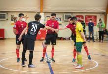 sporting sala consilina calcio a 5